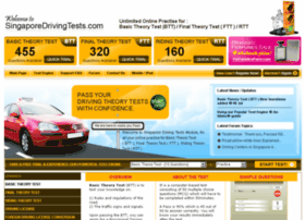 singaporedrivingtests.com