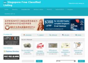 singaporefreelisting.com