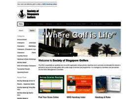 singaporegolfers.org