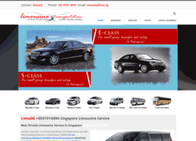singaporelimousineservice.com