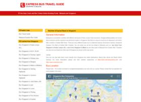 singaporemalaysiabus.com