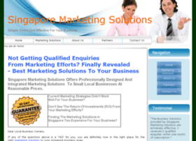 singaporemarketingsolutions.com