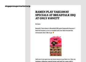 singaporesupermarketrecipes.com