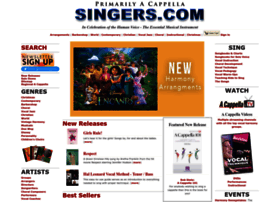 singers.com