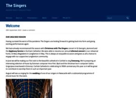 singers.org.uk