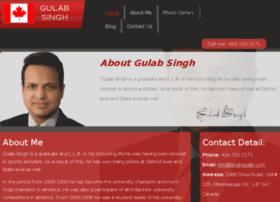 singhgulab.com