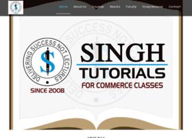 singhtutorials.com