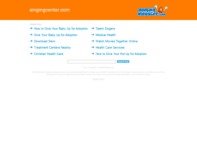 singingcenter.com