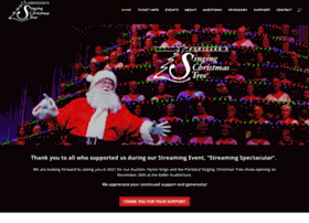 singingchristmastree.org