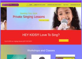 singingkids.com