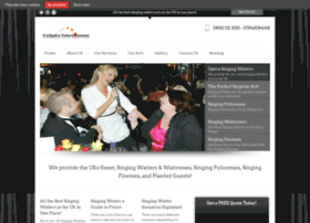 singingwaiters-uk.com