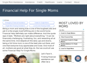 singlemomfinancialhelp.com