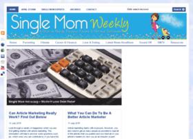 singlemomweekly.com