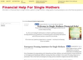 singlemothersfinancialhelp.com