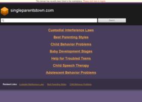 singleparentstown.com