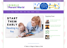 singleparentworld.com