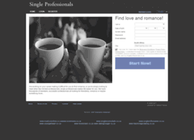 singleprofessionals.co.za