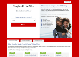singlesover30.co.uk