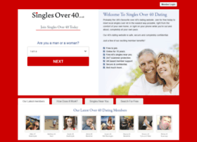singlesover40.co.uk
