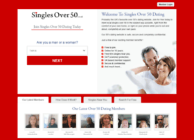 singlesover50.co.uk