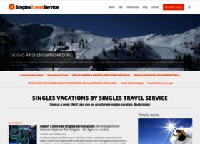 singlestravelservice.com