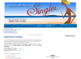 singlesvacationresorts.com