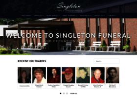 singletonfuneral.com