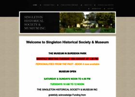 singletonmuseum.com.au