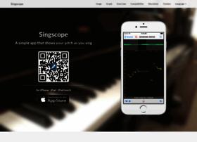 singscope.com
