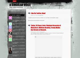 singularvoice.wordpress.com