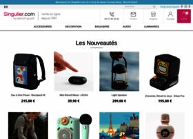 singulier.com