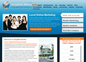 singwebmedia.com