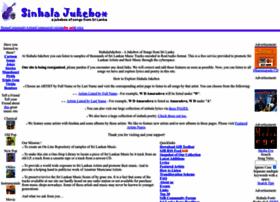 Sinhalajukebox.org