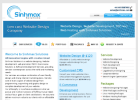 sinhmax.co.in