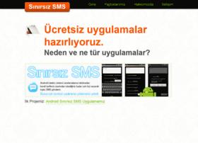 sinirsizsms.com