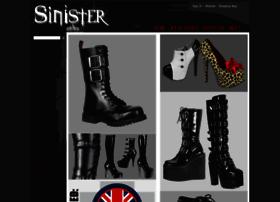 sinistersoles.com