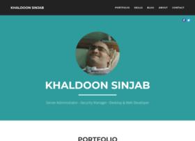 sinjab.com
