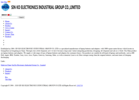 sinko-group.com