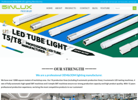 sinluxlight.com