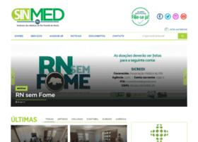 sinmedrn.org.br