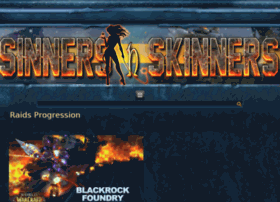 sinnersnskinners.com