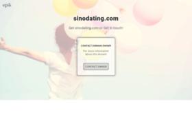 sinodating.com