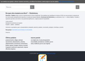 sinonimia.net