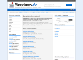 sinonimosde.net