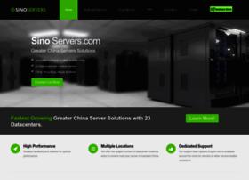 sinoservers.com