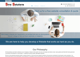 sinosolutions.co.uk
