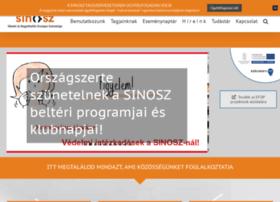 sinosz.hu