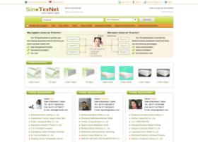 sinotexnet.com