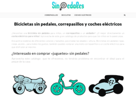 sinpedales.com