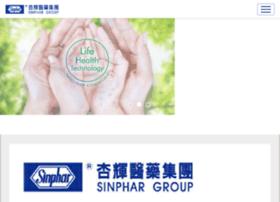 sinphar.com.tw